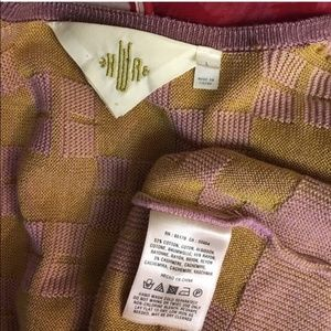 Anthropologie Sweaters - Anthropologie HWR Monogram Checked In Cardigan